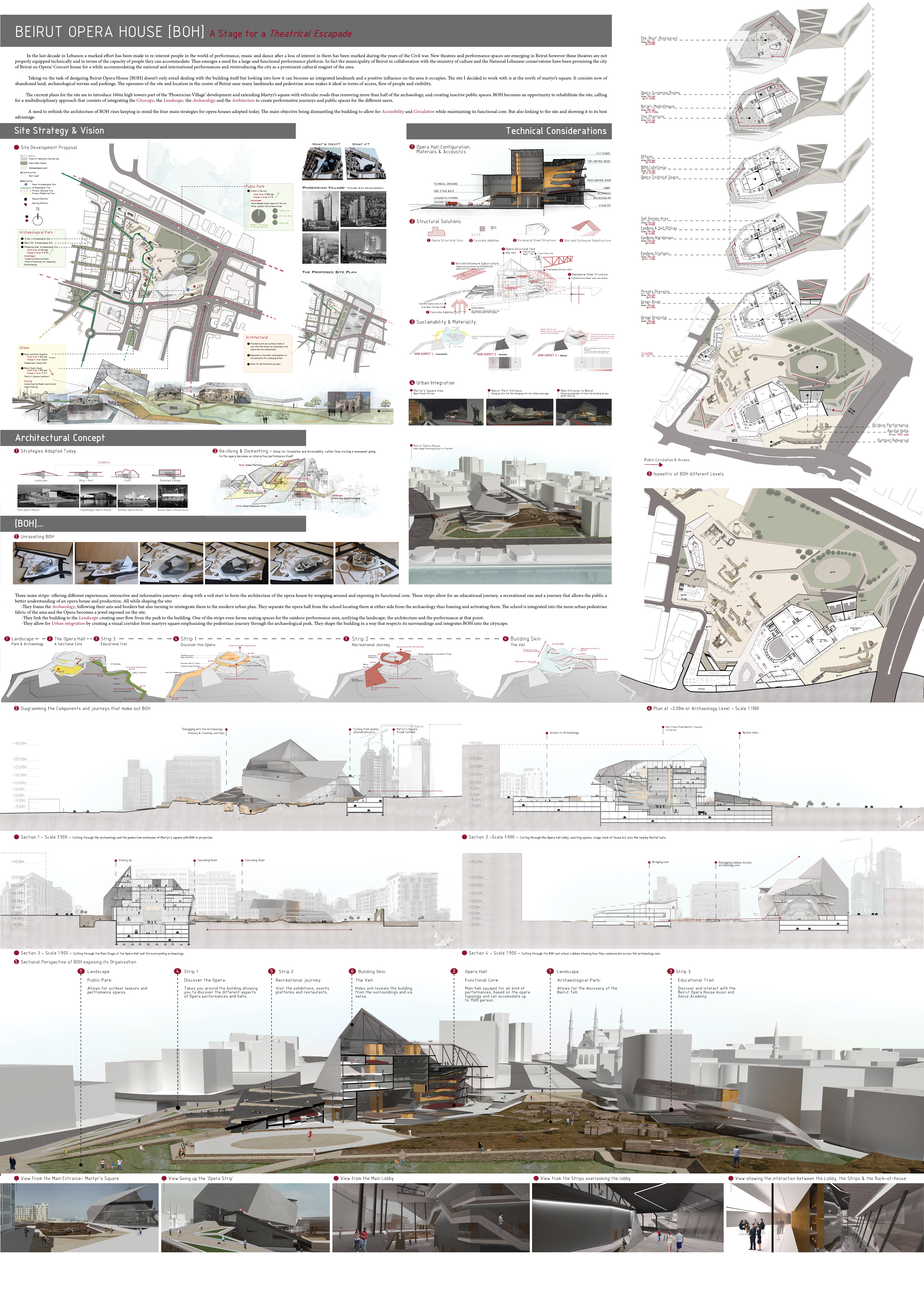 9th cycle of omrania csbe student award for architectural design